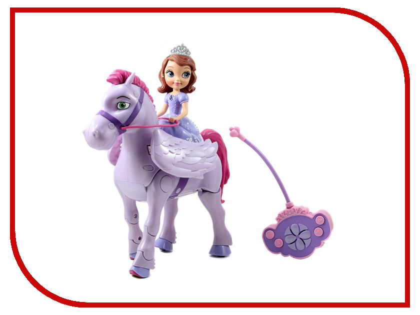 Игровой набор Jada София Прекрасная и крылатый конь Минимус 84195<br>