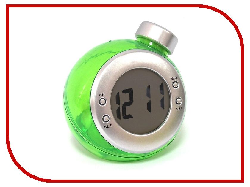 Гаджет Часы водные Эврика 94573 Green