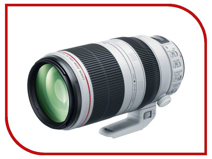Объектив Canon EF 100-400 mm F/4.5-5.6 L IS II USM*