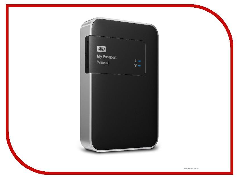 Жесткий диск 2Tb - Western Digital USB 3.0 WDBDAF0020BBK