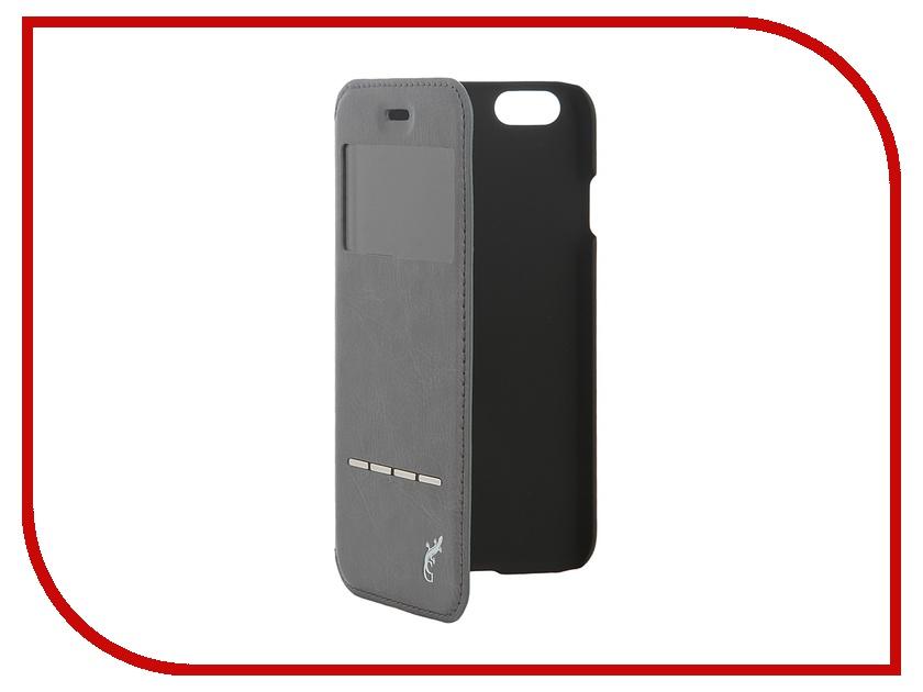 Аксессуар Чехол G-Case Slim Premium для iPhone 6 4.7-inch Metallic GG-541<br>