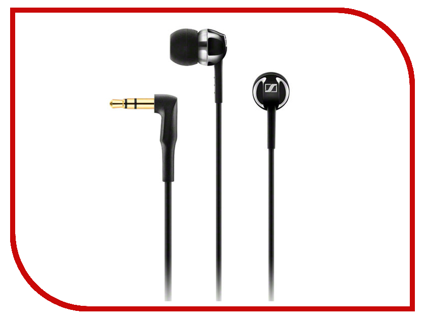 Наушники Sennheiser CX 1.00 Black<br>