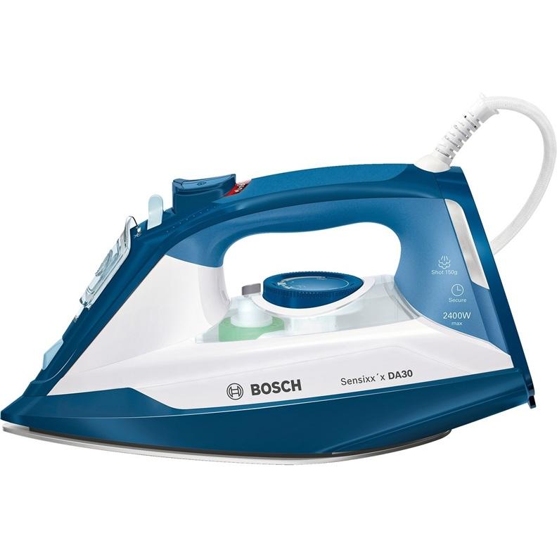 Утюг Bosch TDA 3024110 утюг bosch tda 702421 e 2400вт белый зелёный