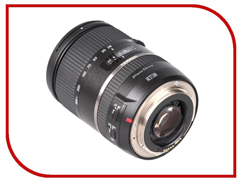 Объектив Tamron Canon AF VC 28-300 mm F/3.5-6.3 Di PZD