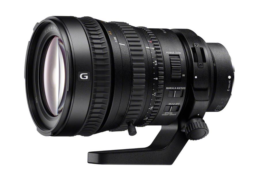 Фото - Объектив Sony SEL-P28135G 28-135 mm F/4.0 G FE PZ OSS E-mount объектив