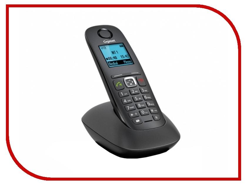 Радиотелефон Gigaset A540 Black