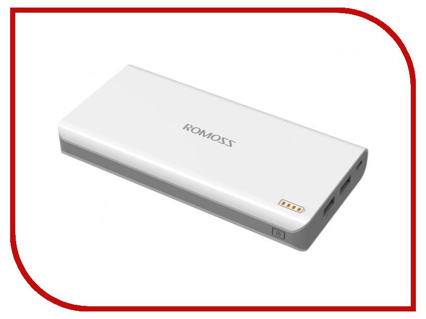Аккумулятор ROMOSS Powerbank Solo 6 16000 mAh<br>
