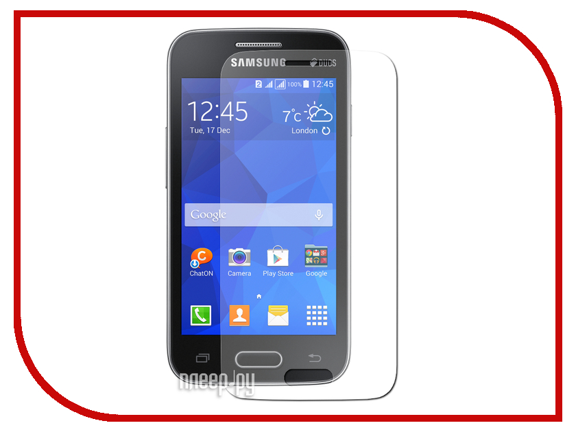 Аксессуар Защитная пленка Samsung SM-G313 Galaxy Ace 4 Media Gadget Premium RTL MG948