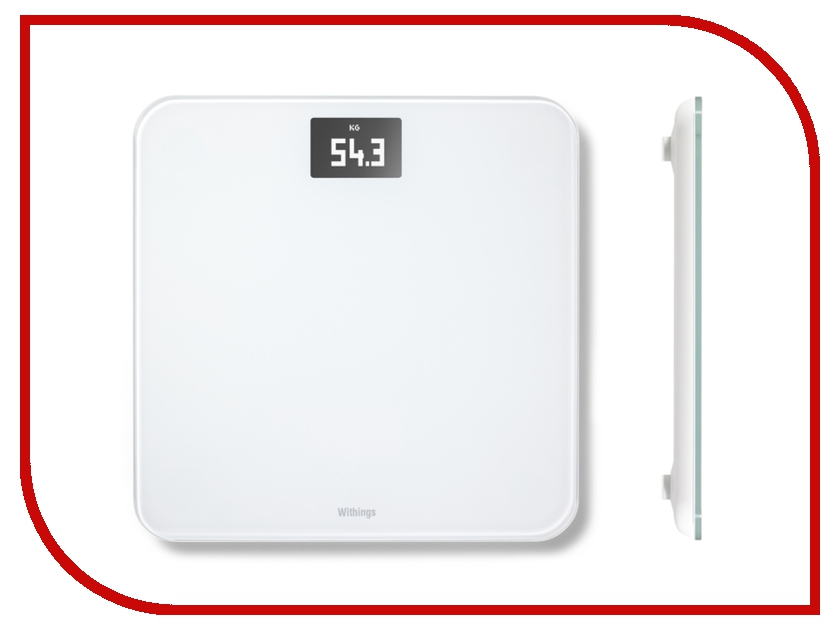 Весы Withings Wireless Scale WS-30 White