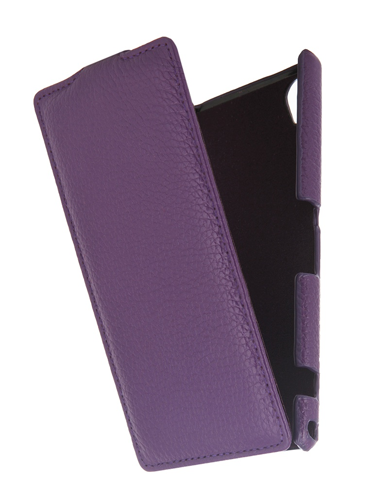 ��������� ����� Sony Xperia Z1 Clever Case Leather Shell ��������