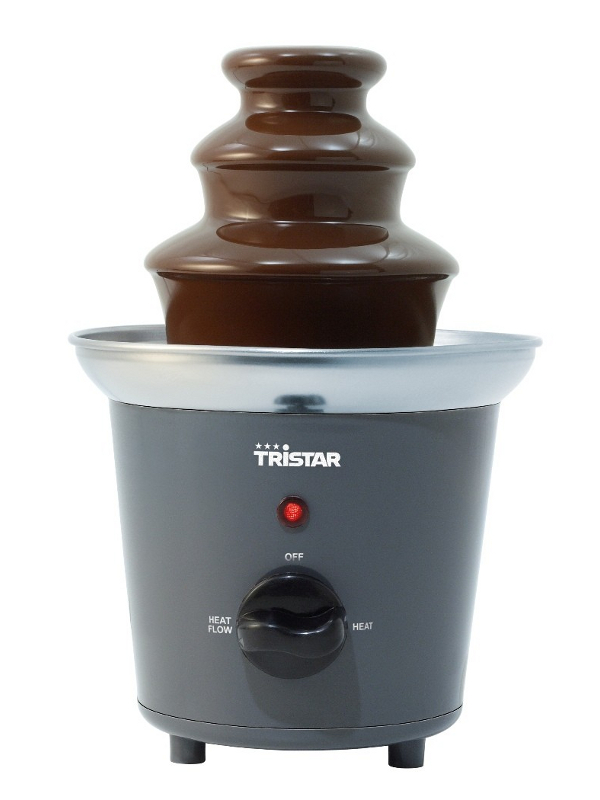 Шоколадный фонтан Tristar CF-1603 tristar cf 1603 шоколадный фонтан