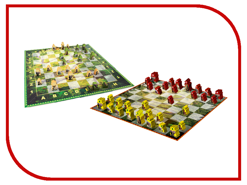 Настольная игра WWF Шахматы Впадина Конго WWF988<br>