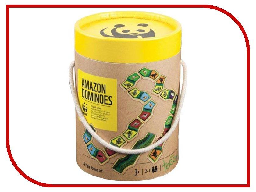 Настольная игра WWF Домино Амазонка WWF989<br>