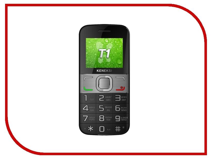 Сотовый телефон KENEKSI T1 Black