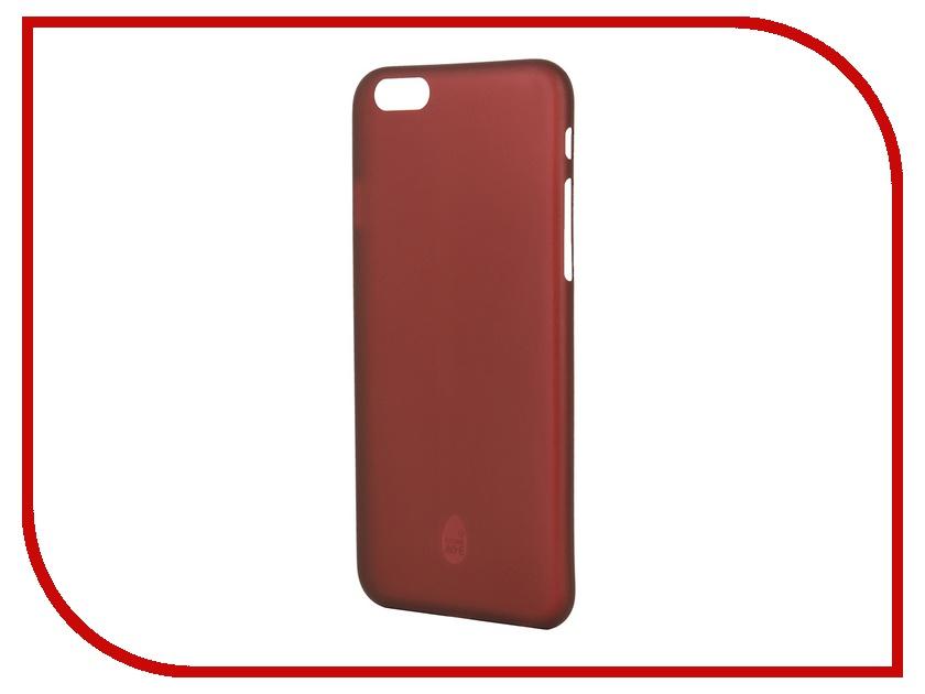 Аксессуар Чехол-накладка Stone Age 0.33mm для iPhone 6 Brown<br>