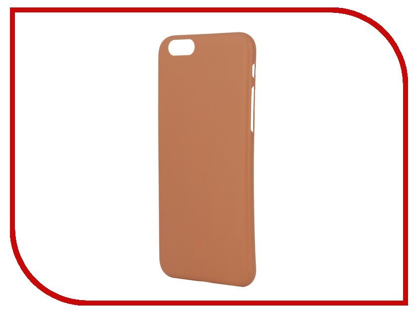 Аксессуар Чехол-накладка Stone Age 0.33mm для iPhone 6 Beige