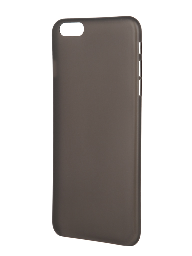 Аксессуар Чехол-накладка Just Case 0.3mm for iPhone 6 Plus Black
