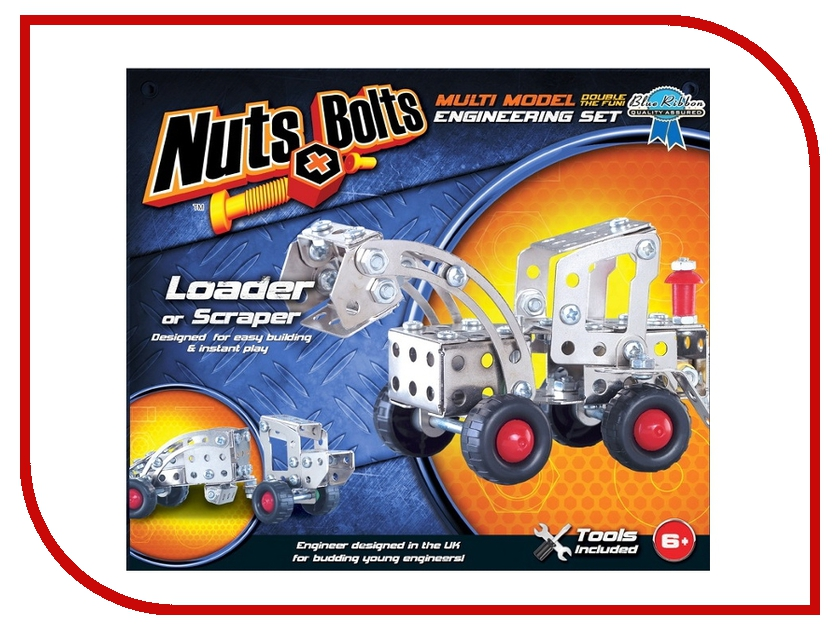 Игрушка Nuts Bolts 005215<br>