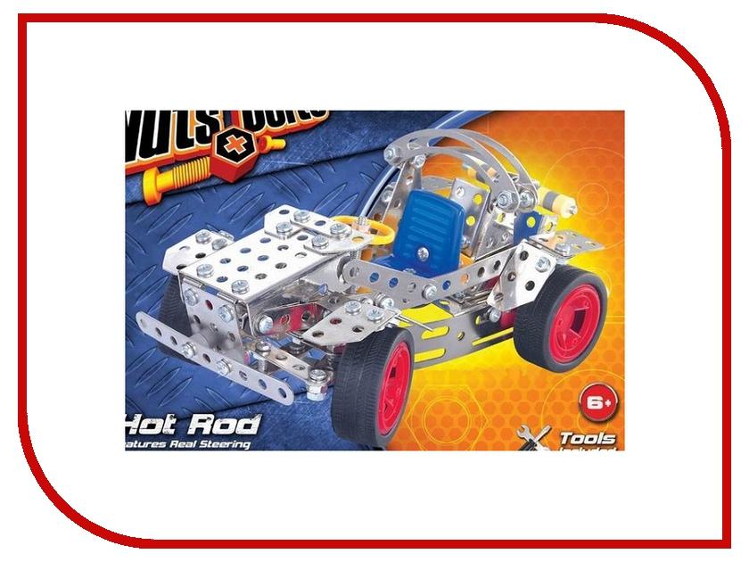 Игрушка Конструктор Nuts Bolts 005246 Раритетный Гоночный Автомобиль<br>