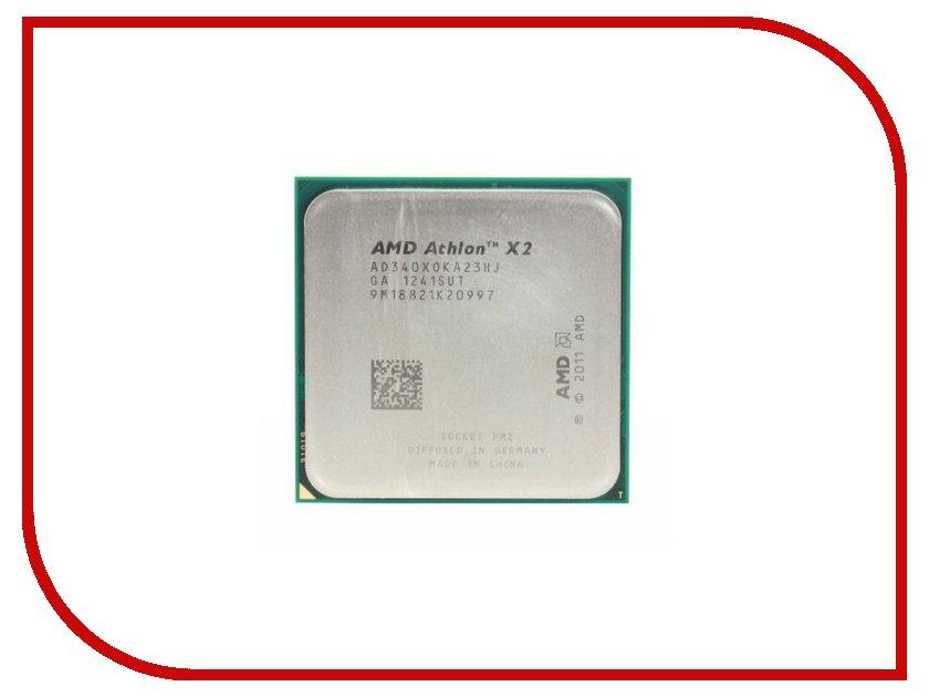 Процессор AMD Athlon II X2 340 Trinity AD340XOKA23HJ OEM (3200MHz/FM2/1024Kb)