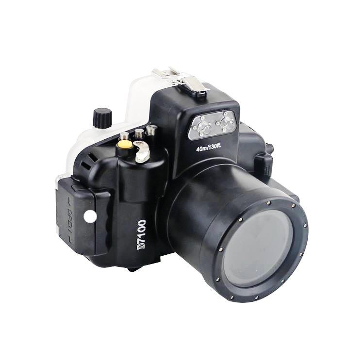 Аквабокс Meikon D7100 для Nikon D7100 18-55