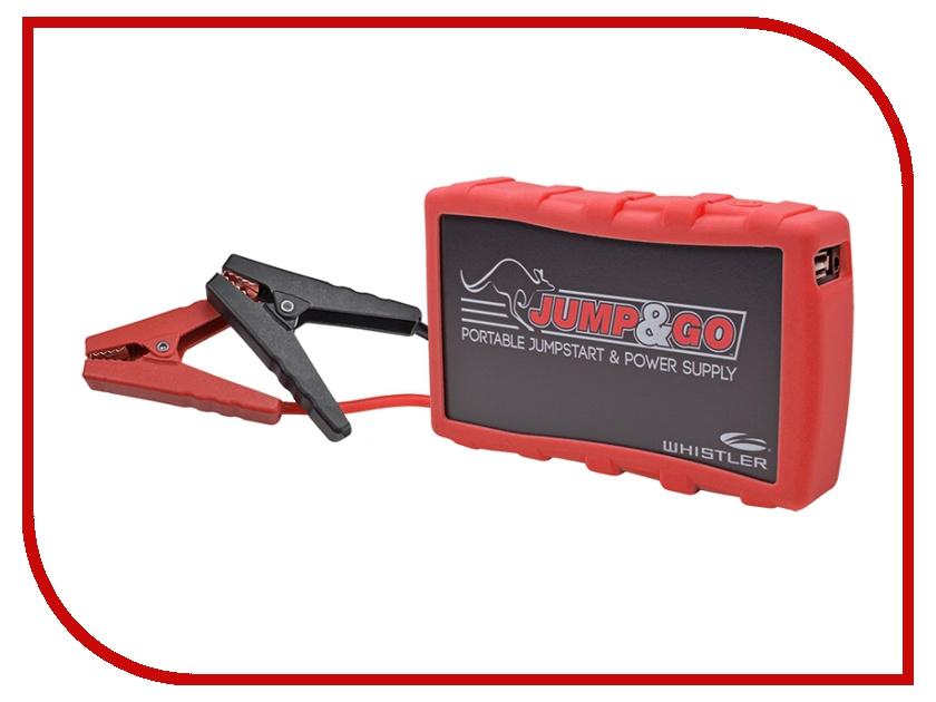 Зарядное устройство для автомобильных аккумуляторов Whistler Jump&Go