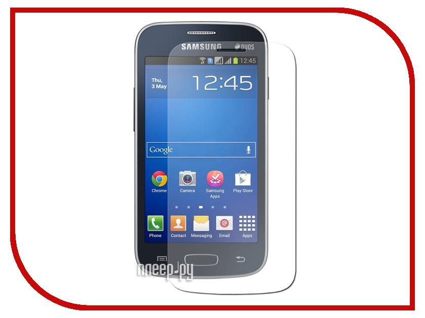 Аксессуар Защитная пленка Samsung SM-G350 Galaxy Star Advance Polaroid прозрачная<br>
