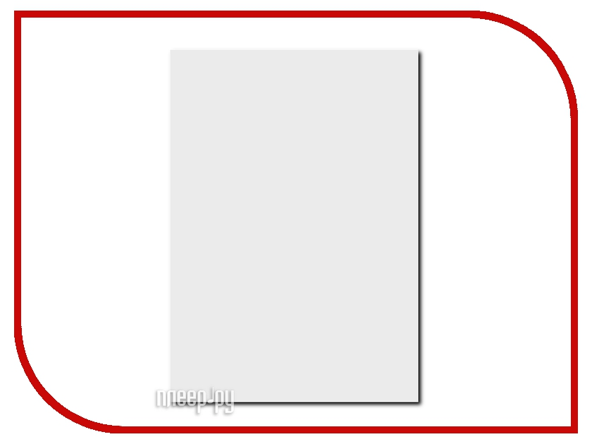 Аксессуар Защитная пленка Polaroid 7-inch универсальная, прозрачная<br>