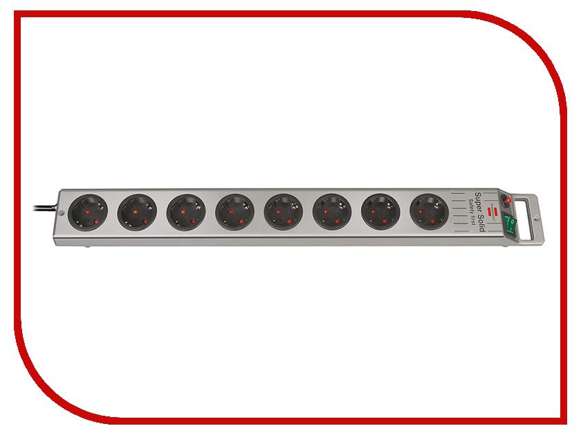 ������� ������ Brennenstuhl Super-Solid Line 8 Sockets 2.5m 1153340118
