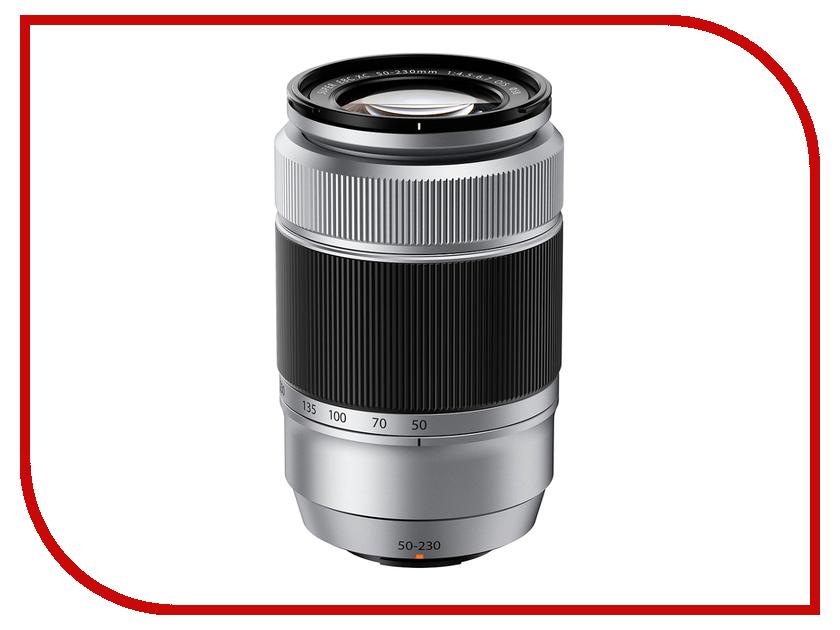 Объектив FujiFilm Fujinon XC 50-230 mm F/4.5-6.7 OIS* Silver