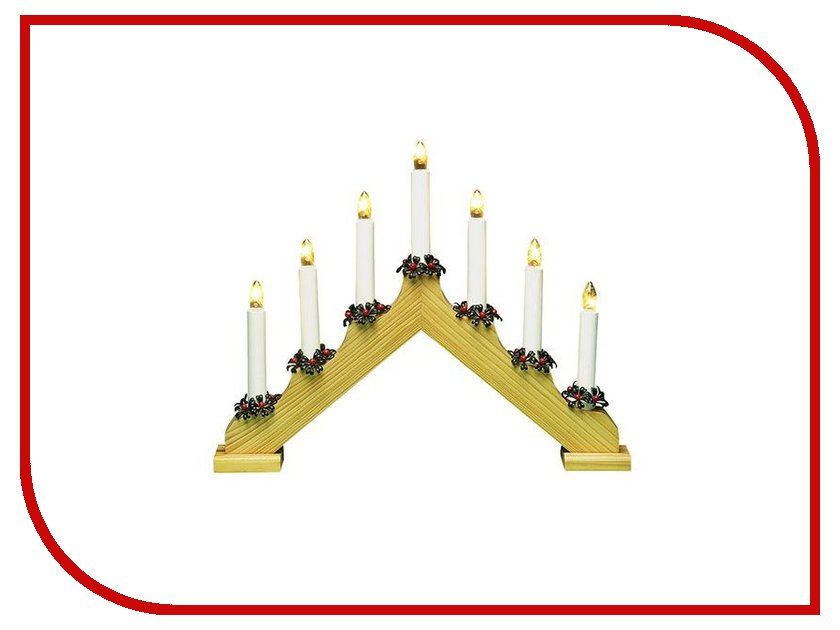 Светильник Star Trading AB Горка 280-20 Light Wood