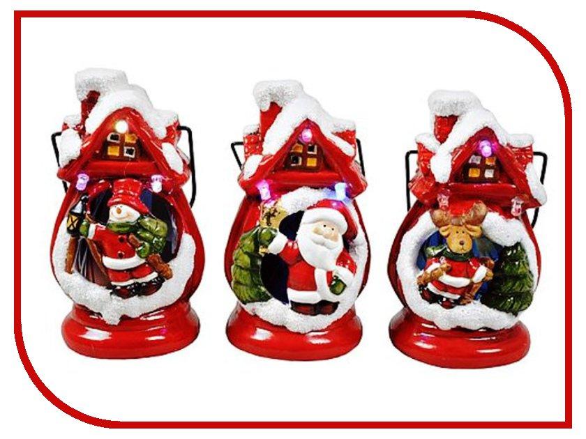 Новогодний сувенир Kaemingk Рожденственский фонарик 632779