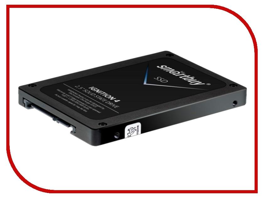 Жесткий диск 120Gb - SmartBuy Ignition 4 SB120GB-IGNT4-25SAT3<br>