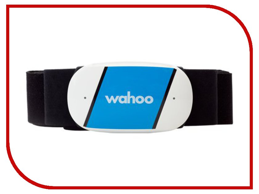 Пульсометр Wahoo Tickr Heart Rate Monitor WFBTHR02 / WFBTHR02Z