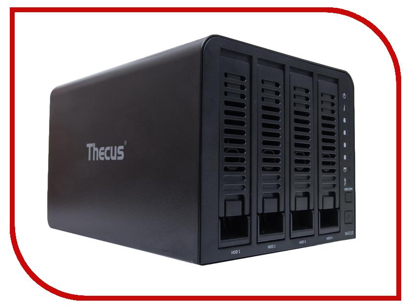 Сетевое хранилище Thecus N4310<br>
