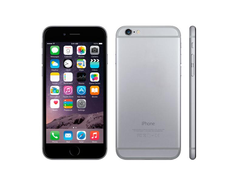 Сотовый телефон APPLE iPhone 6 - 64Gb Space Gray MG4F2RU/A<br>
