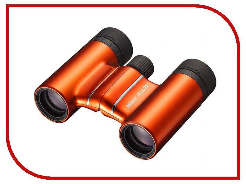 Бинокль Nikon 8x21 Aculon T01 Orange