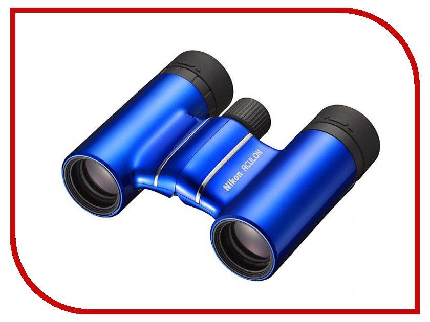 Бинокль Nikon 8x21 Aculon T01 Blue<br>