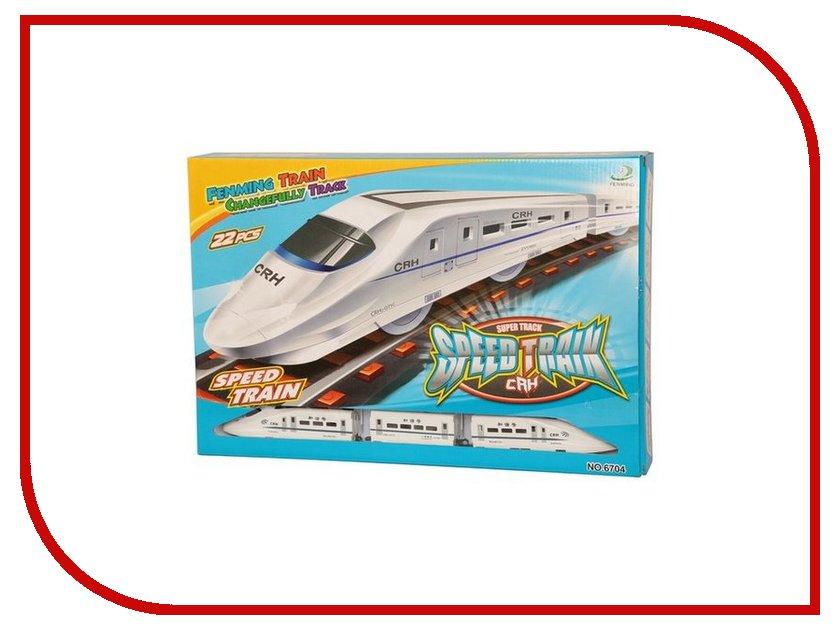 Игрушка Fenming Скоростной поезд 6704<br>