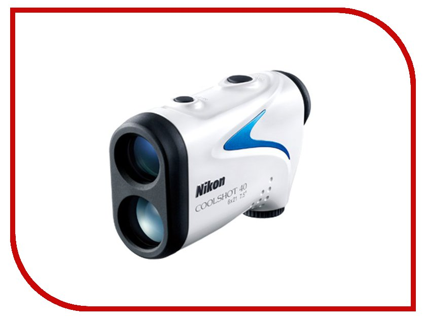 Дальномер Nikon Coolshot 40