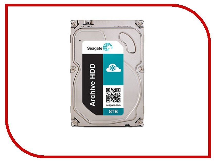 Жесткий диск 8Tb - Seagate Archive HDD ST8000AS0002<br>