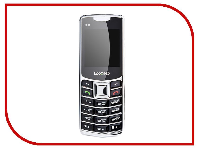 Сотовый телефон Lexand Mini LPH-2 Black