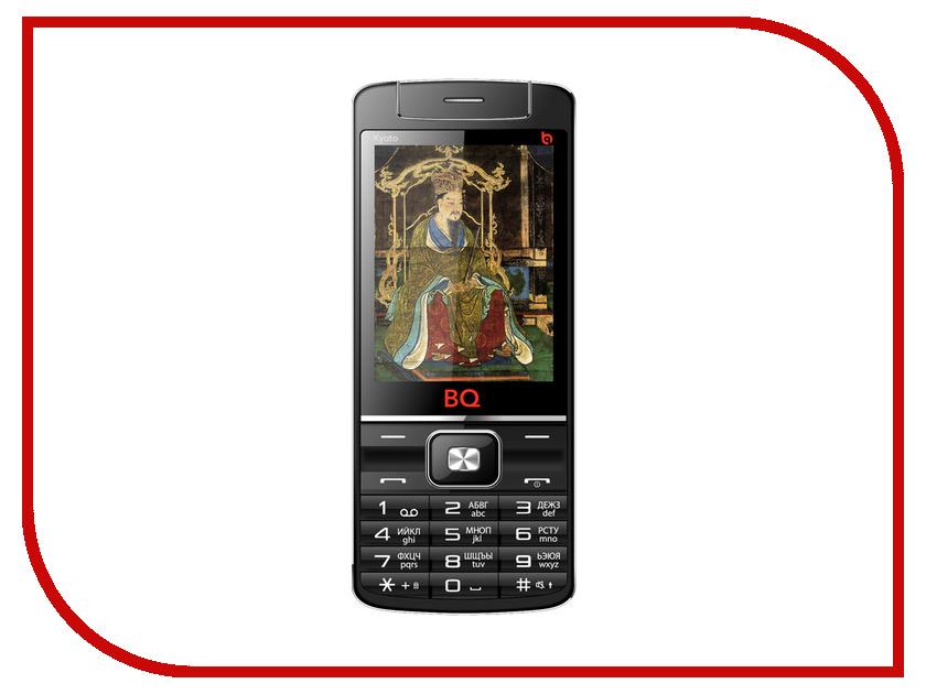 Сотовый телефон BQ BQM-2802 Kyoto Black