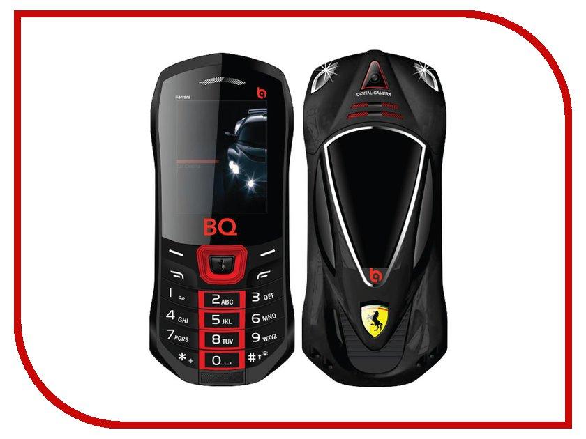 Сотовый телефон BQ BQM-1822 Ferrara Black<br>