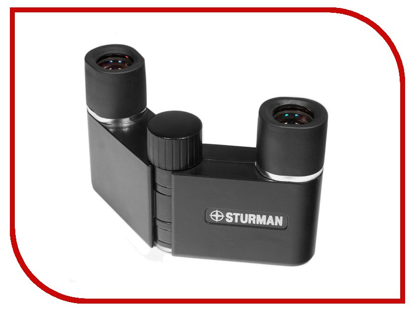 Бинокль Sturman 4x10 Black