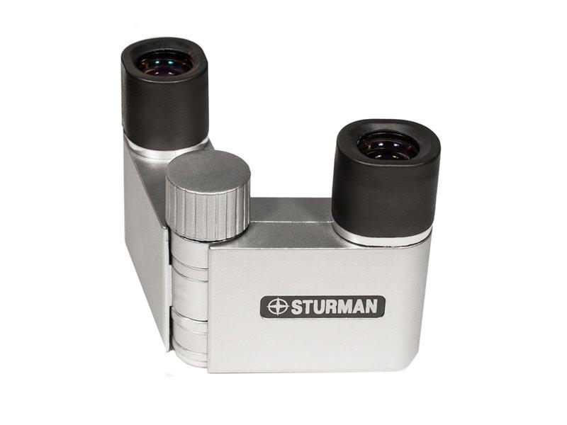 Бинокль Sturman 4x10 Silver