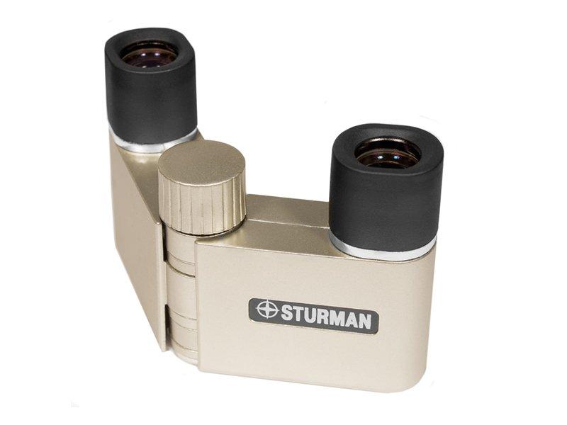 Бинокль Sturman 4x10 Champagne