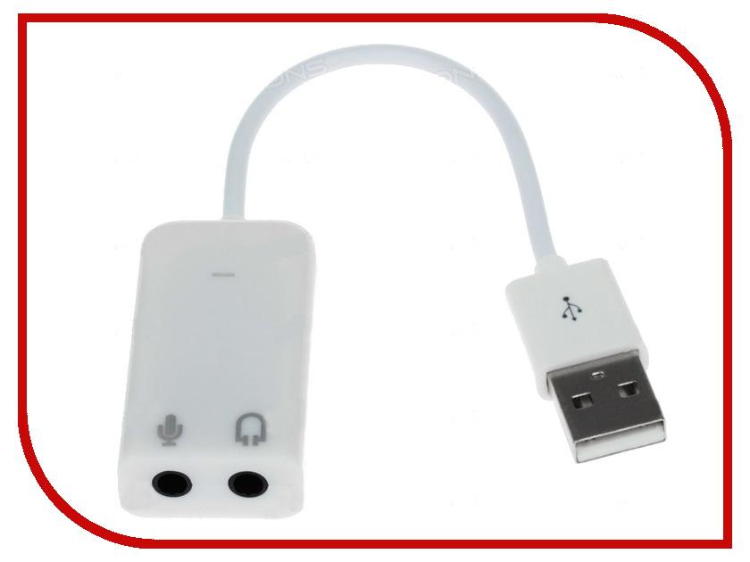 Звуковая карта C-media USB TRAA71 звуковая карта usb trua3d c media cm108 2 0 ret