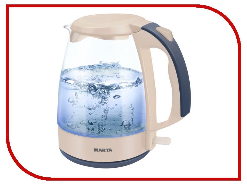 Чайник Marta MT-1053 Grey<br>