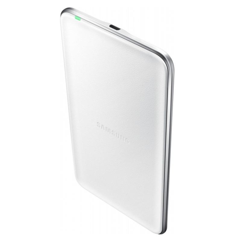 Аксессуар Задняя крышка Samsung N9150 Galaxy Note Edge EP-WN915IWRGRU White для беспроводной зарядки